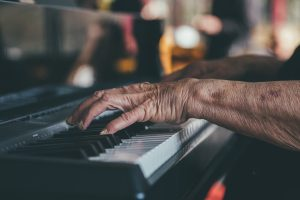 Senior Music Therapy Services